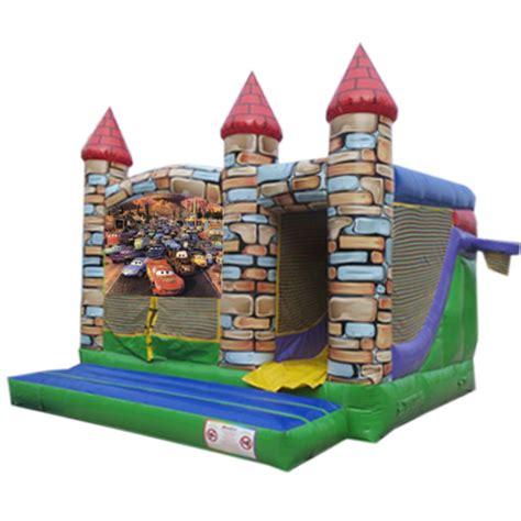 Cars Bounce + Slide Castle  Bouncing Castles In Dublin