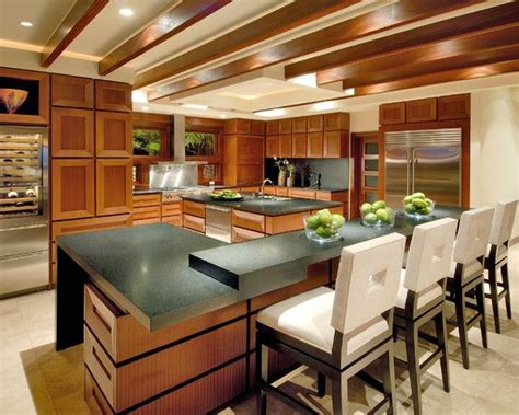 multi level kitchen island multi level kitchen island design design pictures