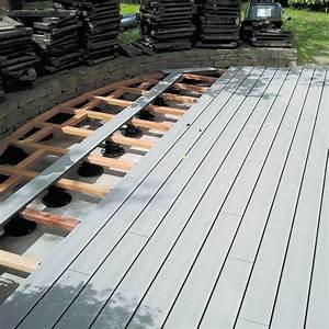 Lame De Bois Pour Terrasse : lame de bois composite pour terrasse trex transcend bois ~ Premium-room.com Idées de Décoration