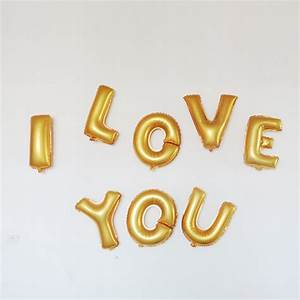 balloon letters party favors ideas With letter balloons