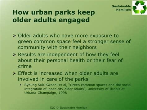 Repurposing Public Spaces Neighborhood Parks