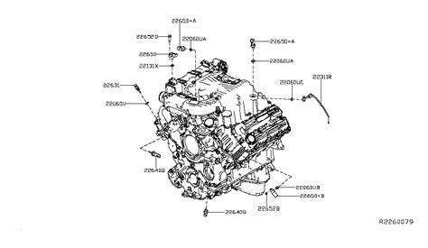 2017 Nissan Titan Engine Control Module Parts Listing