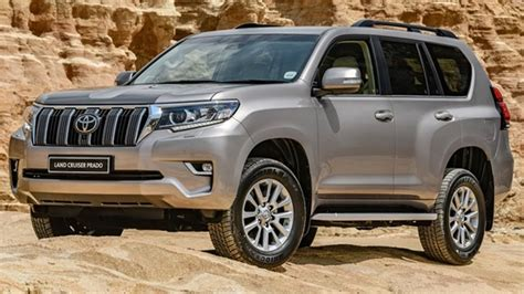 toyota prado  test drive youtube