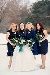 winter bouquet blue bridesmaid dresses inspirational navy With winter wedding cocktail dresses