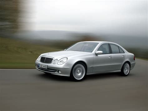 Mercedes Class Photo by Mercedes E Class W211 Photos Photogallery With 38