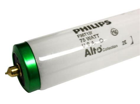 philips 75 watt 96 inch t12 bright white fluorescent bulb