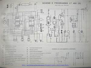 Washer Rama Museum   Zerowatt Mod  Lt485 B  Schematic Diagram