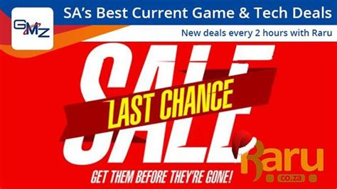 updates great and tech deals you don t want to miss mweb gamezone