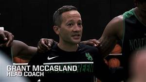 North Texas Basketball: Head Coach Grant McCasland Mic'd ...