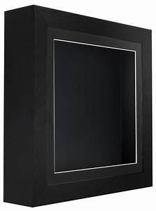 Schöner Wohnen Farbe Deep : schwarz schatten kiste deep display bild foto 3d holzrahmen eckig gr e farbe ebay ~ Bigdaddyawards.com Haus und Dekorationen