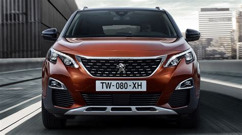 2016 Peugeot 3008 - Wallpapers And HD Images