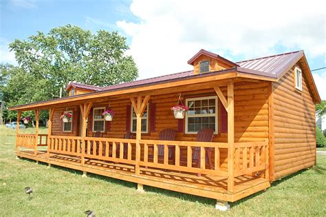 amish made cabins log cabin kits 10 of the best on the market