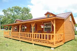 log cabin kits 10 of the best on the market With amish barn builders in tennessee