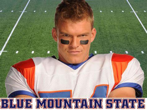 O Cara De Blue Mountain State Seriglotas