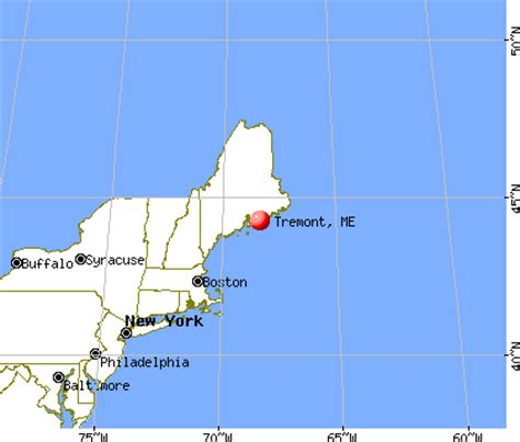 offenders in maine map tremont maine me 04653 profile population maps real
