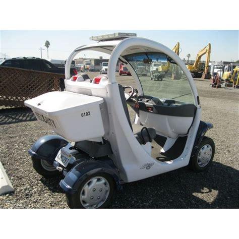 Gem Electric Car by 2002 Gem Electric Car