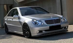 Mercedes Benz W203 Tuning : mercedes w203 c 00 04 vakio etupuskurin splitteri tuning ~ Jslefanu.com Haus und Dekorationen