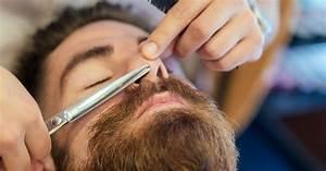 Man With Ingrown Hair On Face