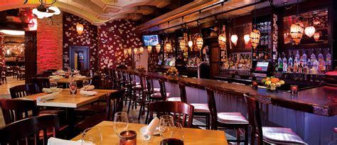 Rustic Kitchen Bistro & Bar  Italian Cuisine  Mohegan