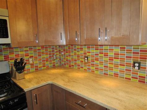 Retro Mosaic Backsplash-contemporary-kitchen-other