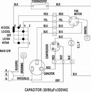 Diagrams Air Conditioner Components Diagram Picture