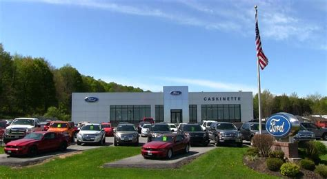 Caskinette?s Lofink Ford   Car Dealers   Carthage, NY