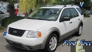 Ford Freestyle Station Wagon 2006 White Coastal Chevrolet