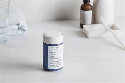 Pill Bottle Bottles Smart Circadian Round Pharmacy