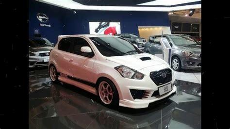 Modifikasi Datsun Go by Kumpulan Modifikasi Mobil Datsun Go T Active Terbaru