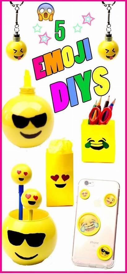 Emoji Diy Easy Phone Craft Case Crafts