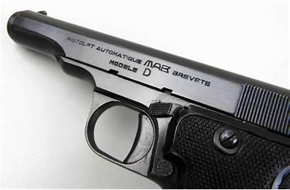 Mab Mm Polizia Francais Pistola Cal Mod