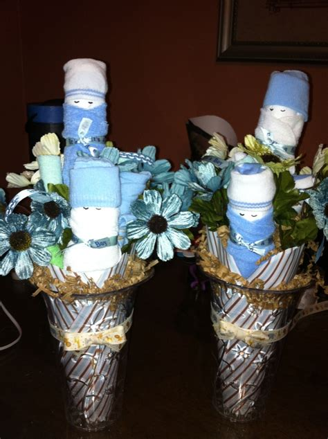 pictures of showers baby sock bouquet baby showers by rhonda