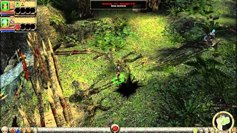 dungeon siege 2 gameplay hd widescreen part 1