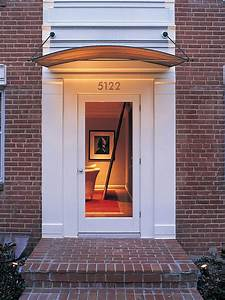 Door awning home design ideas pictures remodel and decor for Exterior door awnings