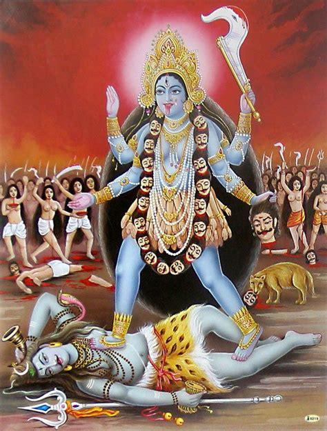 goddess    shamshan