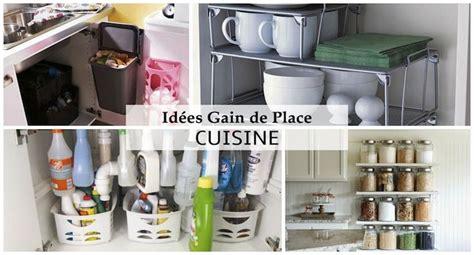 conseils et astuces pour optimiser sa cuisine gain de place rangement assur 233 organisation