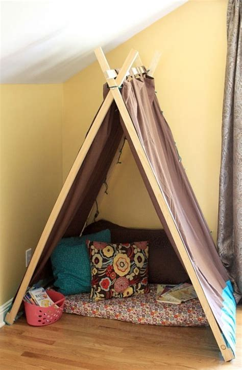 reading tent  child living ecochic