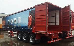 Car Trailer Design Regulations Curtain Side Trailer For Sale Manufacturer Dimensions