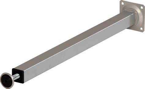 tischbeine 50 cm 4er set tischbeine m 246 belf 252 223 e l 50 cm eckig silbermatt m 246 belfuss tischbein ebay
