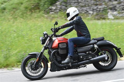 Moto Guzzi Audace Image by Ride Moto Guzzi Audace Review Visordown