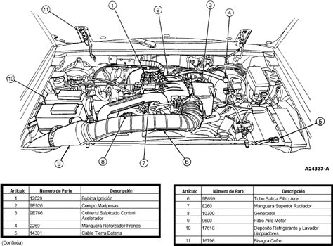 1994 Ford Aerostar Engine Diagram by Ford Aerostar 3 0 1997 Auto Images And Specification