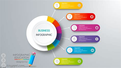 powerpoint infographics  step infographic concept