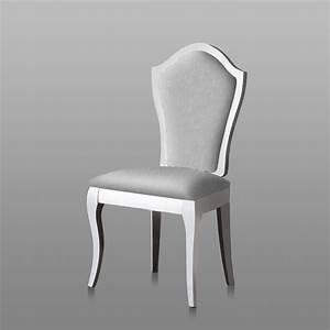Chaise Blanche Et Grise : indoor chaises sam ~ Teatrodelosmanantiales.com Idées de Décoration
