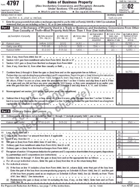 Irs Form 4562 Depreciation Worksheet