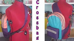 Retro Rucksack Selber Nähen : crossbag rucksack selber n hen n hen f r anf nger youtube ~ Orissabook.com Haus und Dekorationen