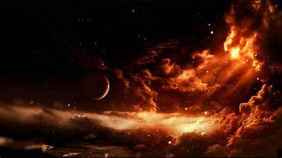 Awesome Space Firey Wallpapers