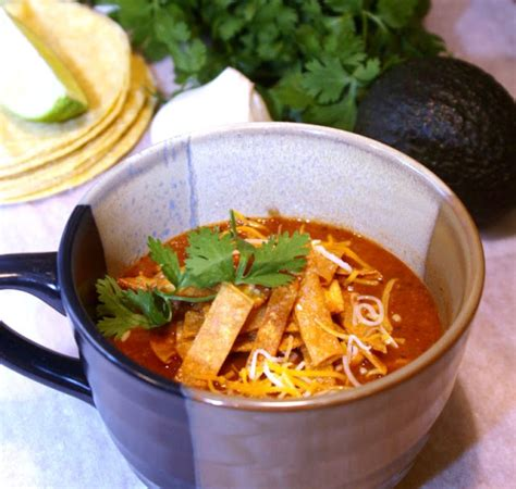 crock pot tortilla soup menu musings of a modern american mom crock pot chicken tortilla soup