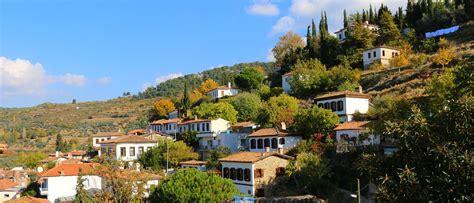 Tiny Häuser Dorf by Sirince 10 Reisetipps F 252 R Einen Ausflug In Das Kleine