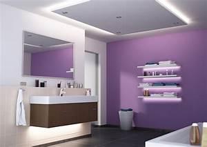 Led Beleuchtung : led beleuchtung im bad wellness im badezimmer mit led strips paulmann licht ~ Orissabook.com Haus und Dekorationen