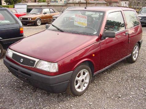 Lancia Y10 (Autobianchi) III (y10bordeaux)